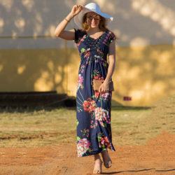 راهنمای انتخاب لباس بارداری در تابستان