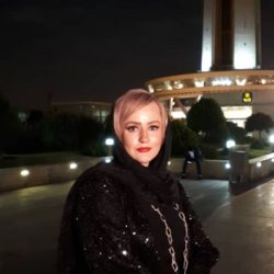 عکسهای نعیمه نظام دوست در کنسرت ایوان بند