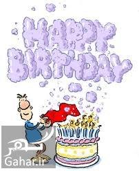 تبریک تولد خنده دار برای دوست صمیمی