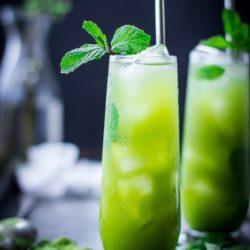 روش درست کردن شربت نعناع