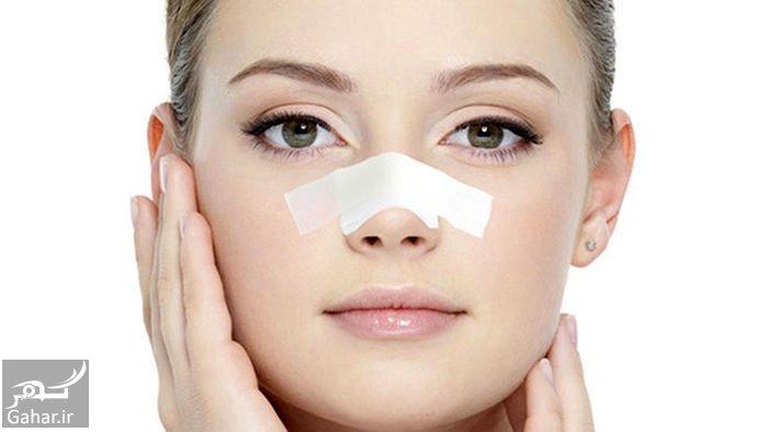 mataleb www.gahar .ir 28.03.98 8 کوچک کردن بینی در خانه بدون جراحی