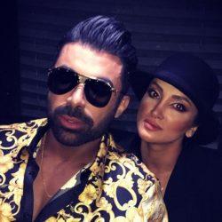 عکسهای جدید و متفاوت روناک یونسی و همسرش در کنسرت