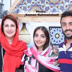 عکسهای بازیگران در افتتاحیه نمایش قصه ظهر جمعه