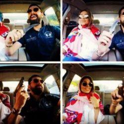 دستگیر شدن محسن افشانی به خاطر اسلحه و چاقو!