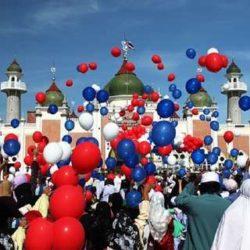 آشنایی با اعیاد مسلمانان در همه کشورهای جهان
