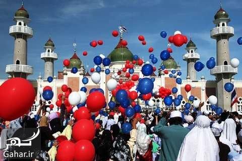 آشنایی با اعیاد مسلمانان در همه کشورهای جهان, جدید 1400 -گهر