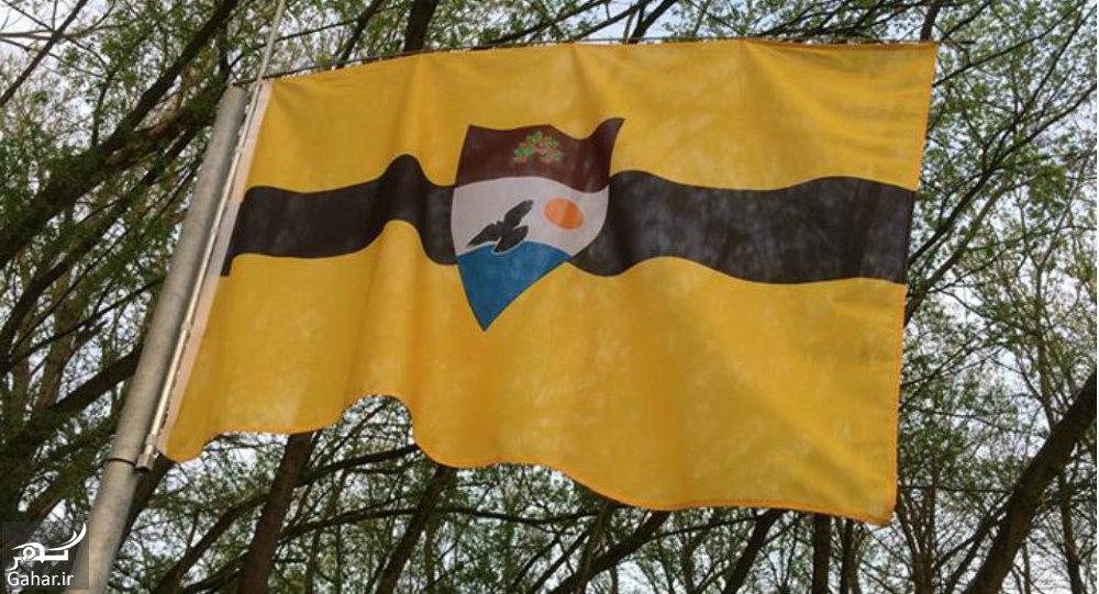 معرفی کشور لیبرلند جدیدترین کشور جهان, جدید 1400 -گهر