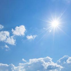 علت آبی بودن آسمان چیست؟