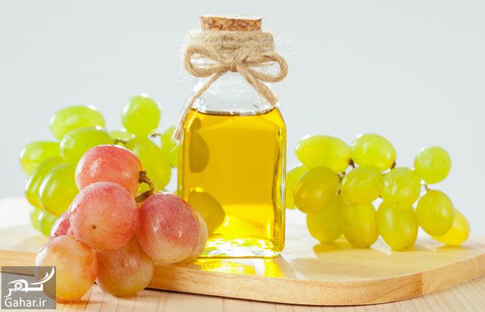 www.gahar .ir 04.04.98 6 خواص روغن هسته انگور چیست؟