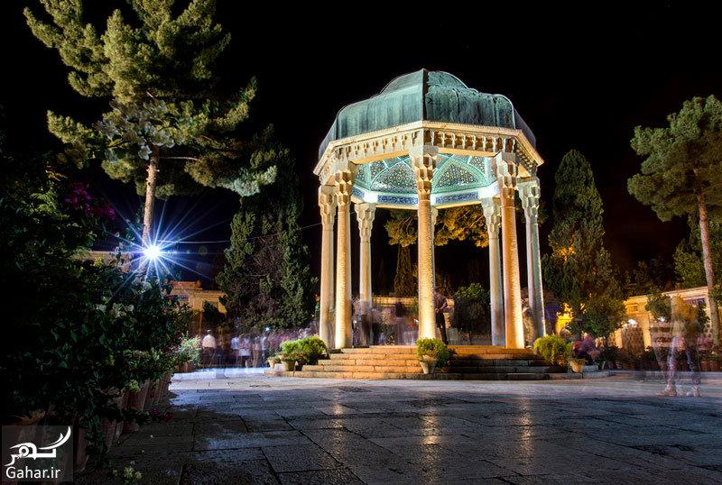 آدرس مقبره و آرامگاه بزرگان ایران, جدید 1400 -گهر