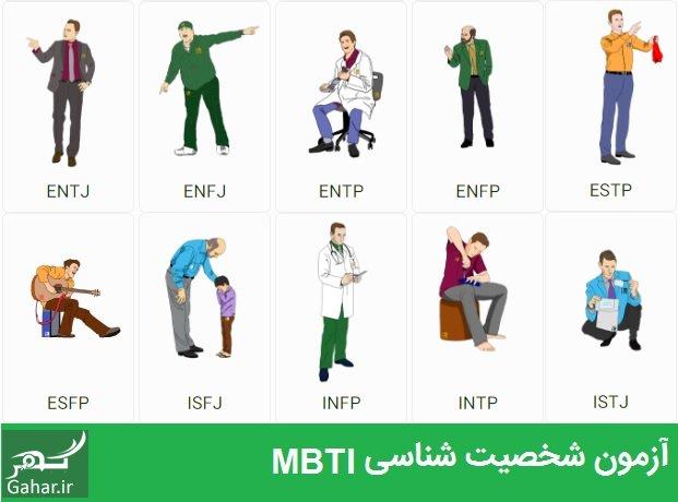 آزمون شخصیت شناسی MBTI چقدر واقعیت دارد؟, جدید 1400 -گهر
