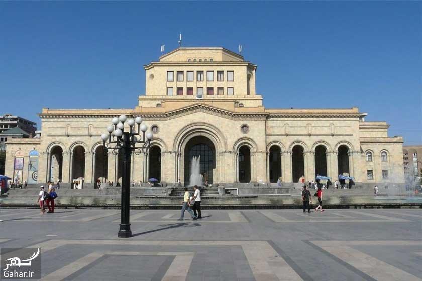 آشنایی با موزه تاریخ ارمنستان در تور ارمنستان, جدید 1400 -گهر
