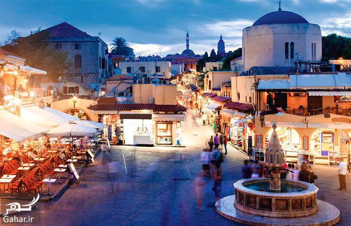 با جاذبه های گردشگری یونان آشنا شوید, جدید 1400 -گهر