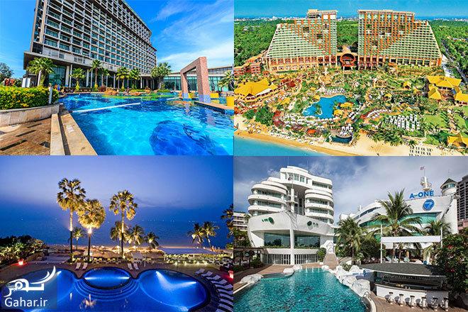 با بهترین هتل های تایلند آشنا شوید, جدید 1400 -گهر
