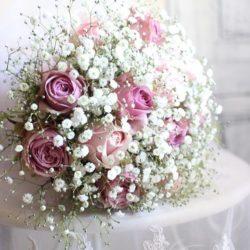 دسته گل عروس ۲۰۱۹ (۴۰ عکس)