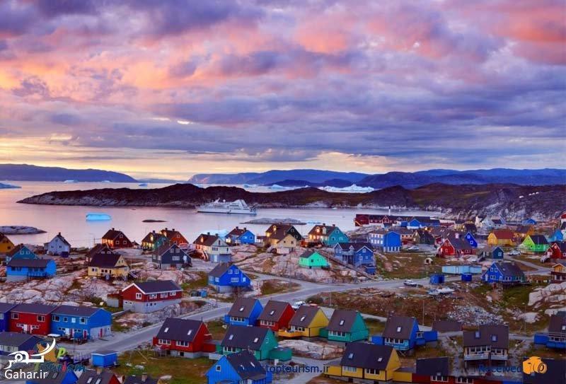 گرینلند کجاست + تاریخچه گرینلند, جدید 1400 -گهر