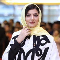 استایل هلیا امامی در نوزدهمین جشن حافظ / عکس