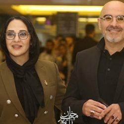 اولین عکس از دختر رویا نونهالی در جشن حافظ ۹۸