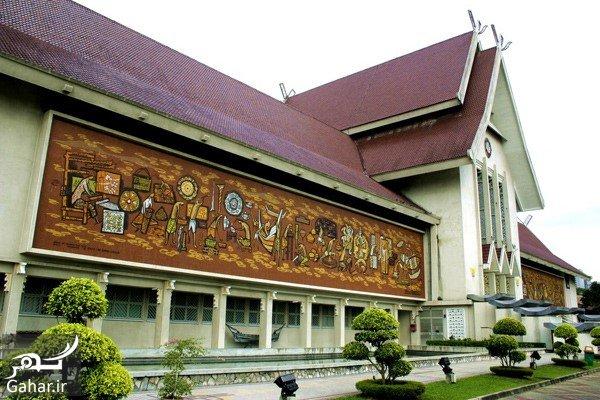 آشنایی با موزه ملی مالزی در تور مالزی, جدید 1400 -گهر