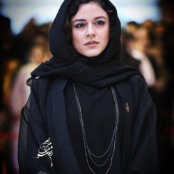 عکس ماهور الوند و خواهرش در نوزدهمین جشن حافظ