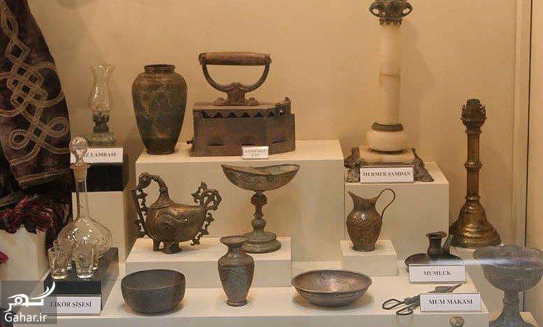 mosu موزه ی وان ، نمایش فرهنگ پیشینیان در تور وان
