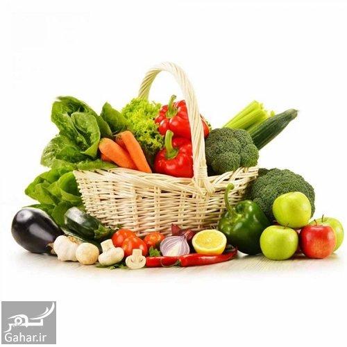خاصیت باور نکردنی میوه و سبزیجات تازه را بدانیم!, جدید 1400 -گهر
