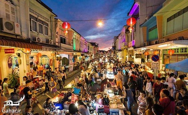 مراکز خرید پوکت در تور تایلند , جدید 1400 -گهر