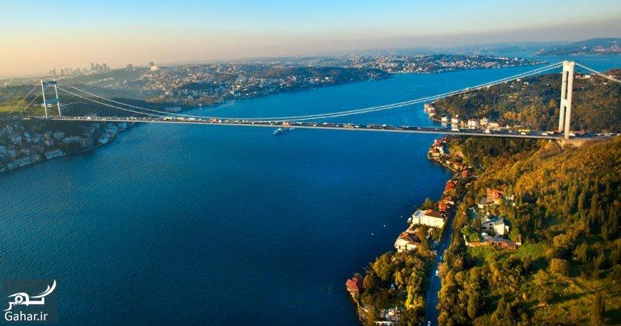 خواندنی های تنگه بسفر استانبول در تور استانبول, جدید 1400 -گهر