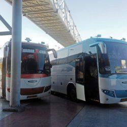 آموزش و راهنمای خرید بلیط اتوبوس