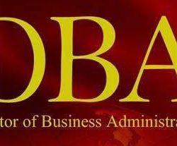 DBA چیست ؟ آشنایی با دکترای مدیریت کسب و کار