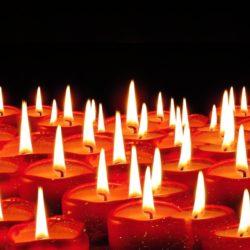 آموزش درست کردن شمع در خانه