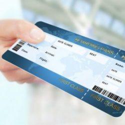آموزش رزرو و خرید بلیط هواپیمای خارجی