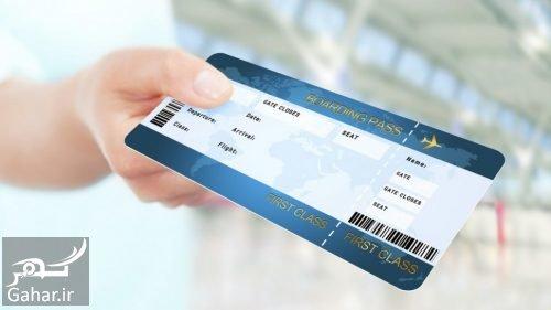 آموزش رزرو و خرید بلیط هواپیمای خارجی + نکات مسافرت به خارج از کشور, جدید 1400 -گهر
