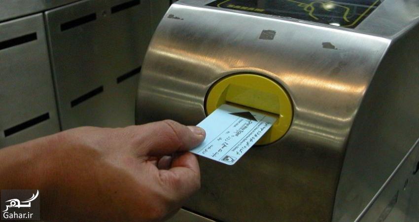 آموزش و راهنمای خرید کارت بلیط مترو, جدید 1400 -گهر