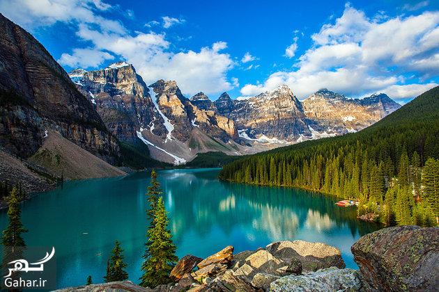 www.gahar .ir 09.05.98 5 معرفی معروف ترین و بهترین مکان های دیدنی دنیا