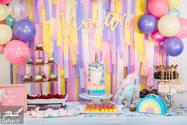 www.gahar .ir 09.05.98 6 نکات و راهنمای کامل برگزاری جشن تولد بچه ها