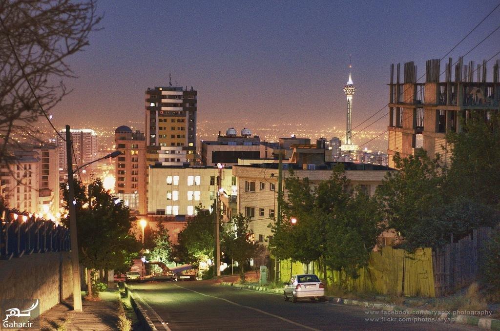 معرفی منطقه سعادت آباد تهران و تاریخچه آن, جدید 1400 -گهر