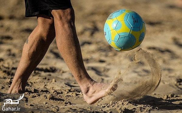 تاریخچه و قوانین فوتبال ساحلی, جدید 1400 -گهر