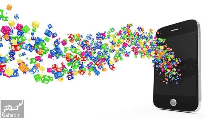 تبلیغات موبایل چیست و روش های آن, جدید 1400 -گهر
