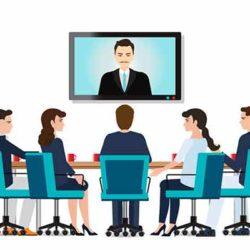 ویدئو کنفرانس چیست + روش و مزایای آن