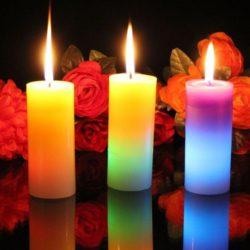 آموزش ساخت شمع عاشقانه به صورت گام به گام