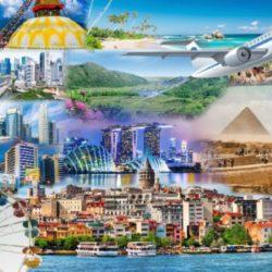 بهترین کشورها برای مسافرت