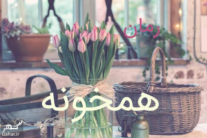 www.gahara.ir 25.04.98 5 معرفی رمان همخونه مریم ریاحی