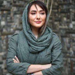 عکسهای هانیه توسلی و مهرداد صدیقیان در اکران ایده اصلی