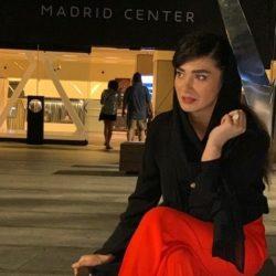 استایل مینا وحید در جشنواره بین المللی مادرید / تصاویر
