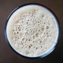 قهوه با کف شیر