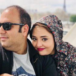 سلفی جالب نرگس محمدی و همسرش در مالزی / عکس