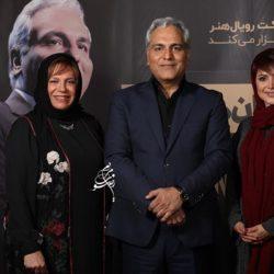 عکسهای بازیگران در کنسرت مهران مدیری