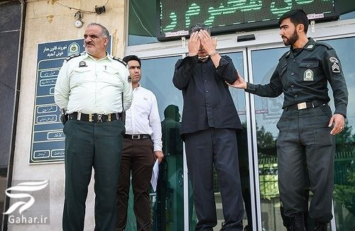 serghat bank سرقت 40 میلیونی به جای 120 میلیارد از بانک صادرات