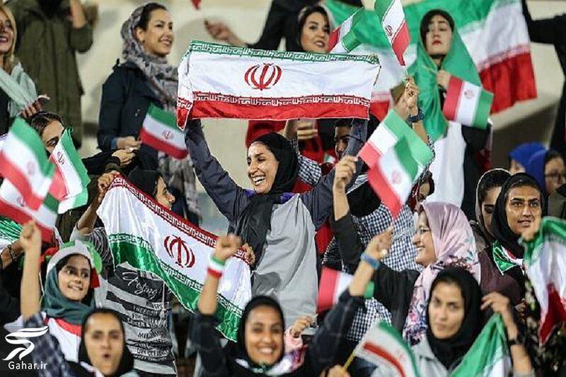 varzesh حضور زنان در ورزشگاه آزادی آزاد شد اما...